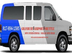 GRANBURY AIRPORT SHUTTLE